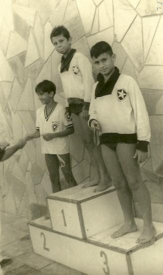 """""""Primeiras medalhas de ouro aos 9 anos no Botafogo"""" DM"""